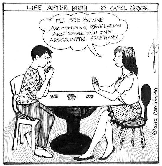 Life After Birth - Poker030