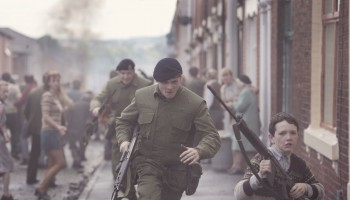 A scene from ''71,' directed by Yann Demange, screening at TIFF this year