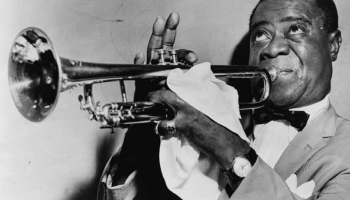 Louis Armstrong. Photo: Library of Congress