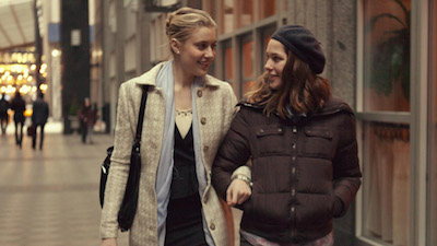 'Mistress America,' directed by Noah Baumbach, screens in the Premieres section. It was purchased pre-emptively by Fox Searchlight last week. Photo courtesy Sundance Institute.