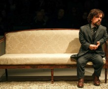 Peter Dinklage in A Month in the Country. Photo by Joan Marcus.