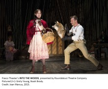 IntoTheWoods - Little Red, Wolf