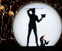 Neil Patrick Harris opens the 87th Academy Awards
