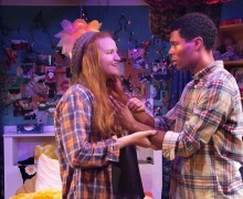 Jennifer Finch and Matthew Hancock in I and You