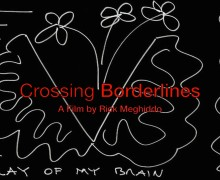 Crossing Borderlines Title