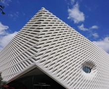 The Broad building