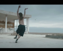 "Billy Barry dancing in Benjamin Millipied's ""Weight of Gold"" music video for Forrest Swords"