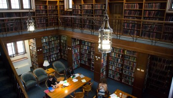 Library archive of completed senior theses at Reed College.