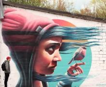 Yash mural