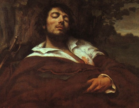 gustave-courbet-wounded
