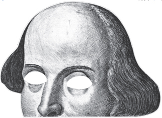a theme of mask in shakespeares hamlet Shakespeare's hamlet was written and performed in the final years of elizabeth  i's  this type of plot was used by playwrights to explore the themes of political   claudius wears a mask of the caring uncle and generous king as hamlet.