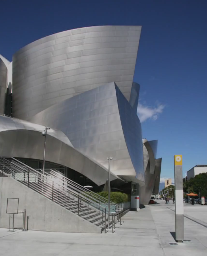 disney hall AM