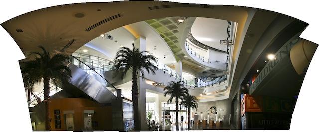 Cerritos Library Architecture
