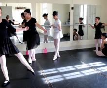 Ballet for the blind in Brazil