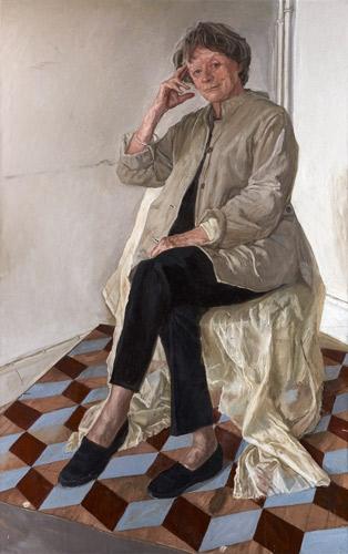 James Lloyd, Dame Maggie Smith