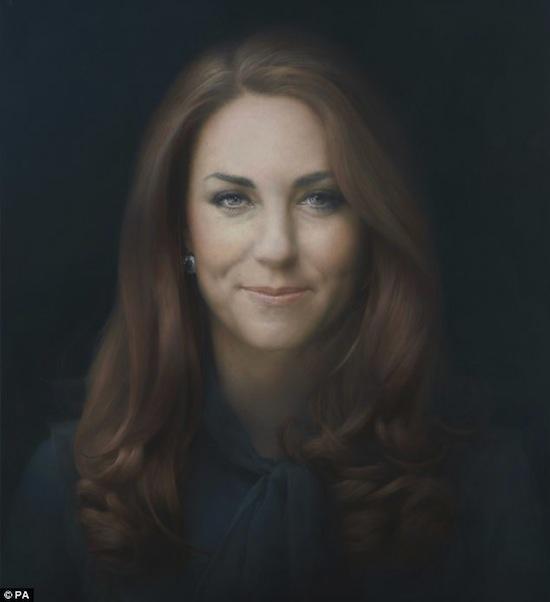 Paul Emsley, Lady Kate Middleton
