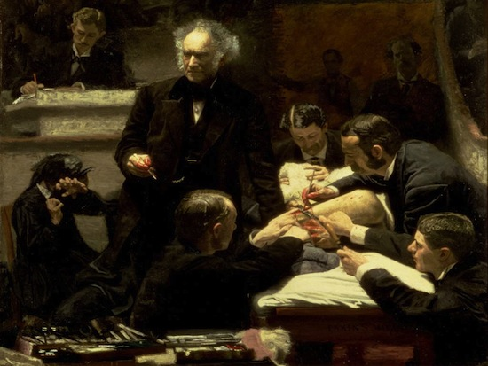 Thomas Eakins, The Gross Clinic