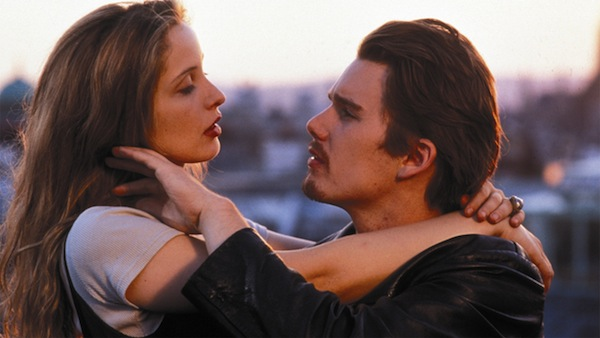 Scene from Before Sunrise