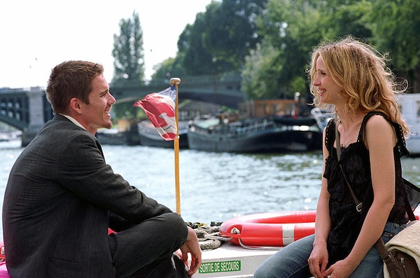 Scene from Before Sunset