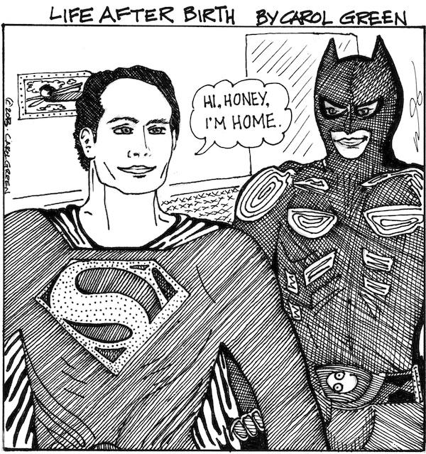 LAB - Superheroes Unite 525