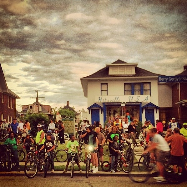 Slow Roll to Motown, Photo: Liz Ball