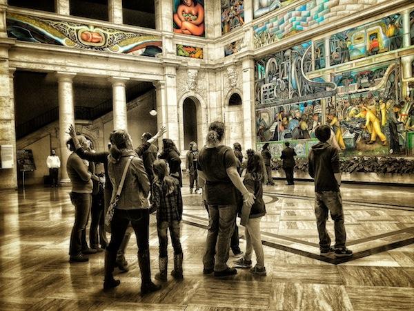 DIA Diego Rivera Mural_colorized