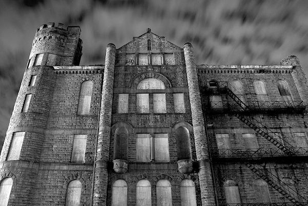GAR Building Under a Full Moon_2009_Photo - Jeffery Wright