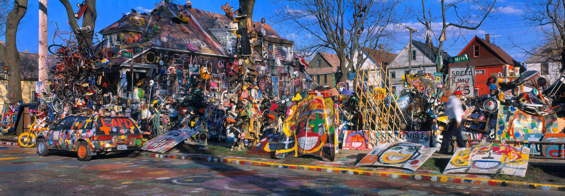 what is keeping the heidelberg project (the heidelberg project) has been engaging in a planning process with the city  and we're going to do that moving forward and keep the lines of.