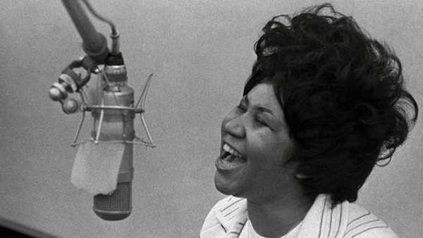 Aretha Franklin in the Studio