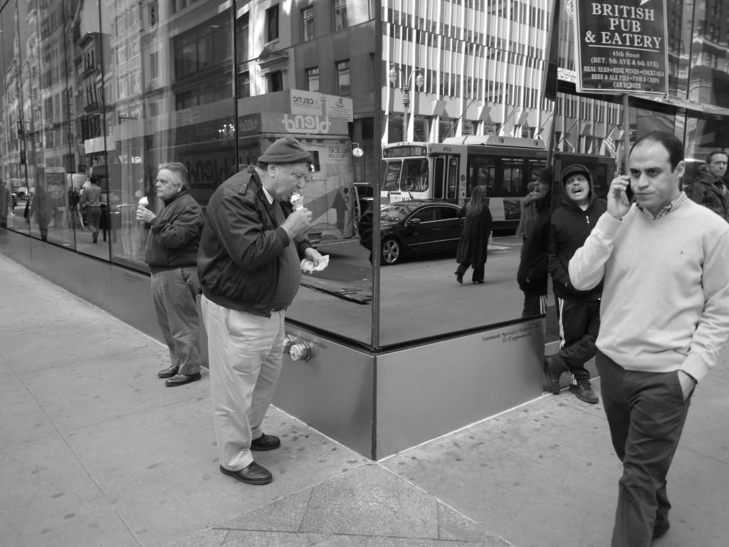 Ice Cream on Fifth Avenue