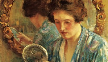 Marion, by Guy Rose, courtesy of wikipaintings