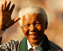 Nelson Mandela, 1918-2013 Photo via Flickr Creative Commons user Domenico