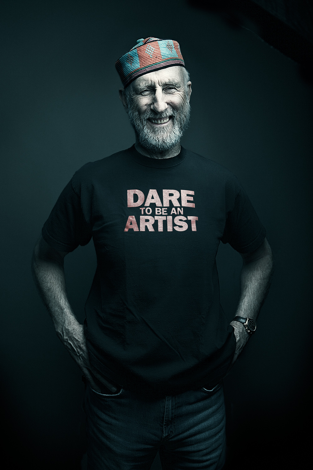 James Cromwell. Photo: Ryan Rogers