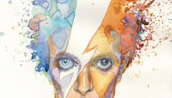 David Bowie by David Mack