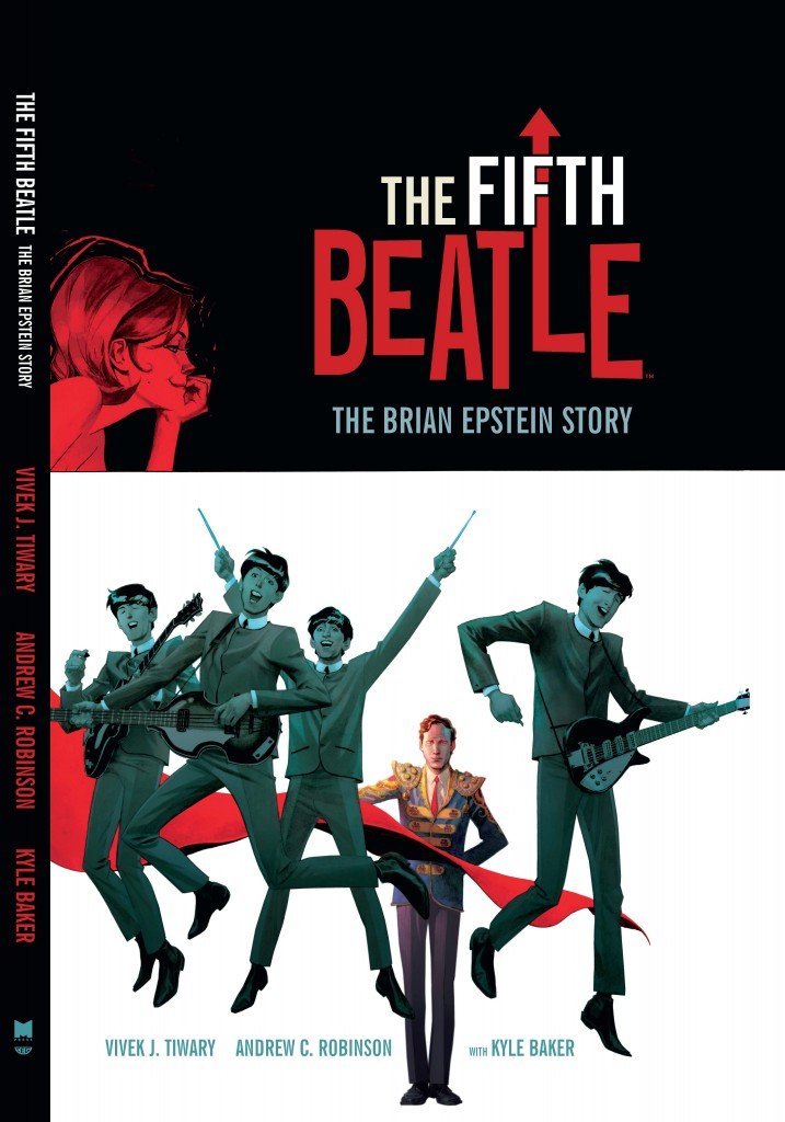 Cover of The Fifth Beatle: The Brian Epstein Story
