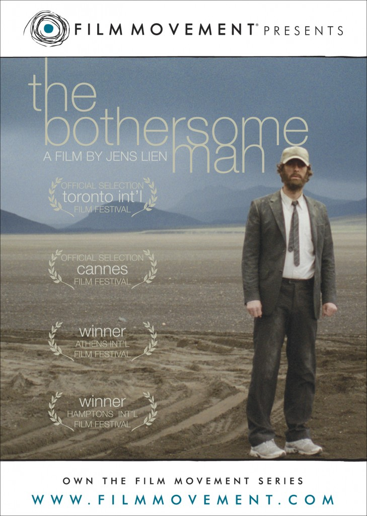 Movie poster for The Bothersome Man