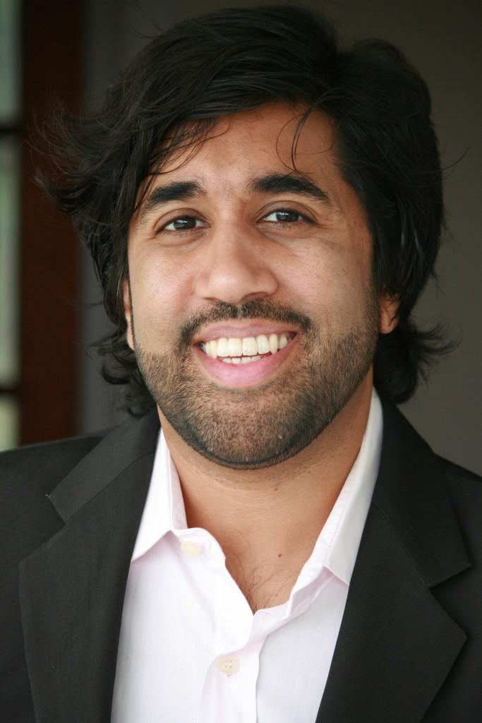 Vivek Tiwary. Photo: Jarett Bellucci