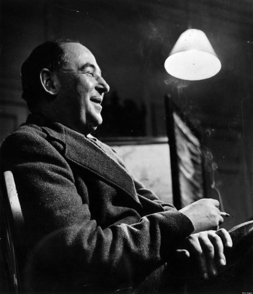 C.S. Lewis, ca 1950.