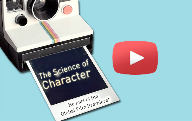 Watch The Science of Character beginning March 20