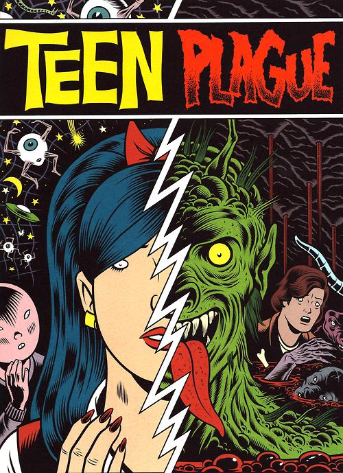 RAW teen plauge color