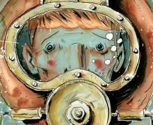 Underwater Welder By Jeff Lemire