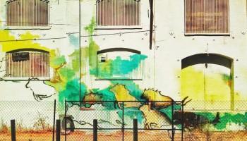Street Art Lascaux, Arts District, Los Angeles