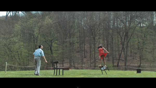 "Two dancers explore joy in ""Pina"""