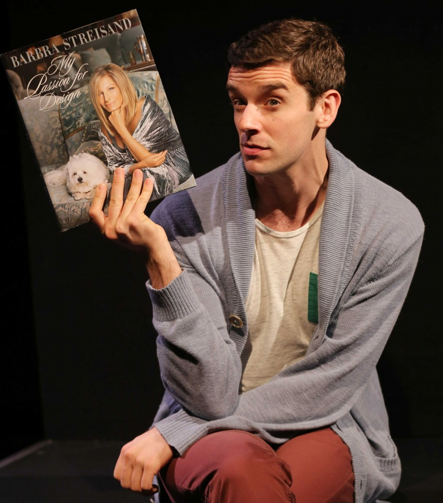 """Buyer & Cellar Barrow Street Theatre """