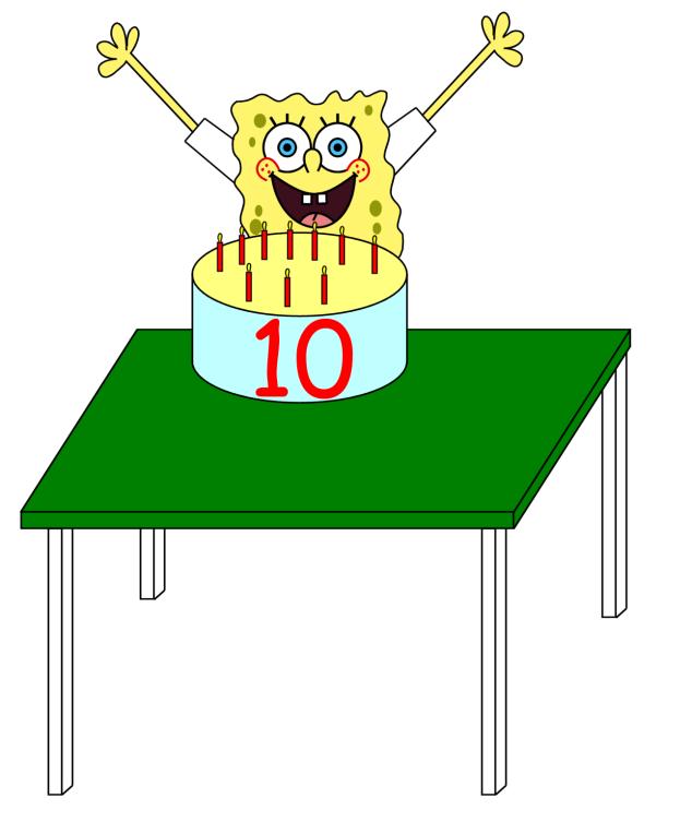 Happy_10th_Birthday__SpongeBob_by_dev_catscratch