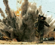 The Hurt Locker. This 2009 Academy Award-winning film lost at least $10 million at the box office due to rampant piracy. Courtesy Summit Entertainment.