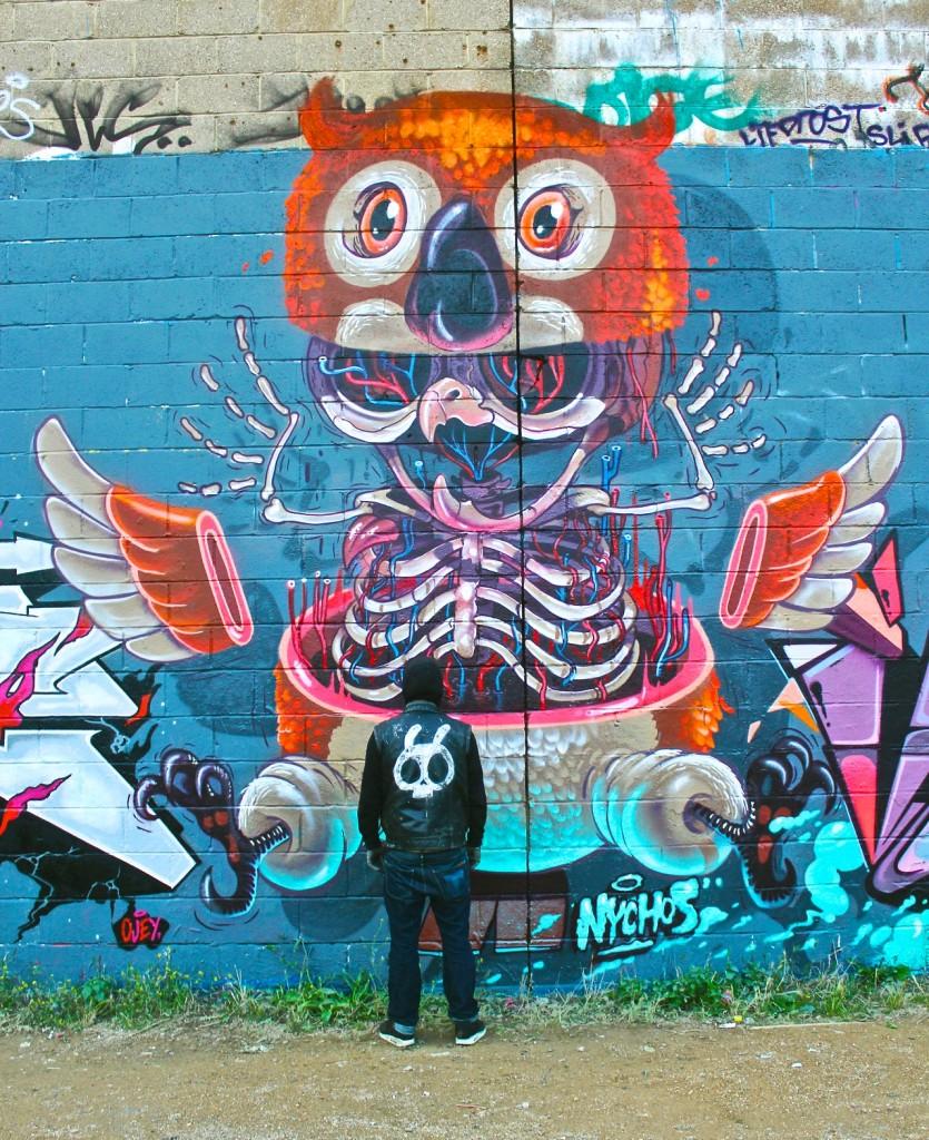 The Ghetto Bird. London, 2012.
