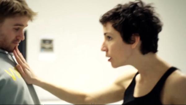 "Dancers explore ""Fiction"" in the studio"