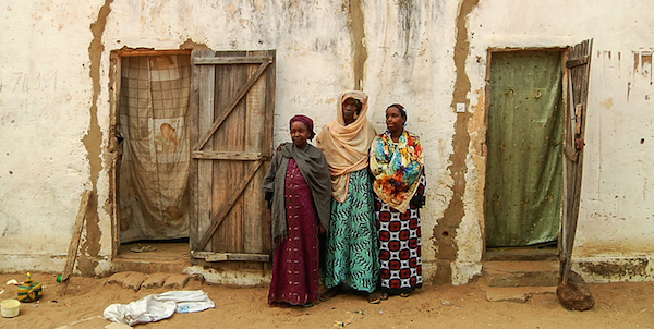A scene from 'Un Simple Parole,' by Senegalese filmmakers Khady and Mariama Sylla, screening at TIFF this year