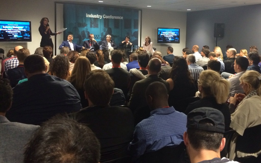 TIFF Panel Discussion: Disruptive Ways to Invest Profitably in Independent Film